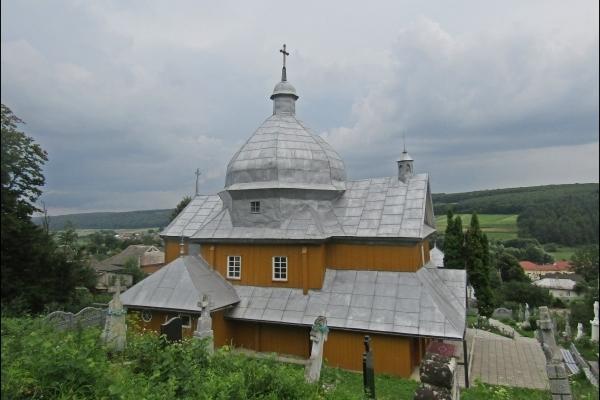 Унікальна святиня на Тернопільщині