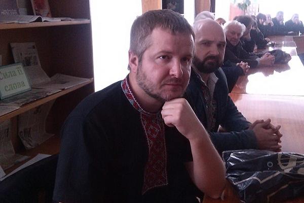 На Тернопільщині пройшла презентація книги капелана отця Ореста (Романа Сала) «Прагнення Волі»