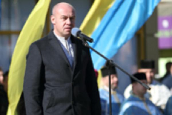 Сергій Надал: Гідність і свобода - головні чесноти українця