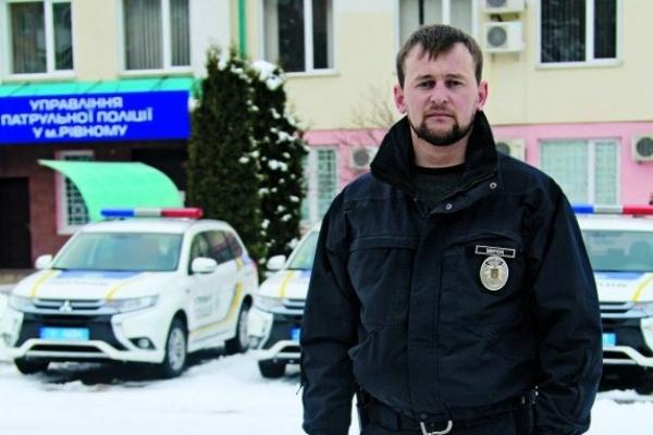Опухла нога головного патрульного Рівненщини може «вилитися» 29-річному водію «євробляхи» у п'ять років тюрми