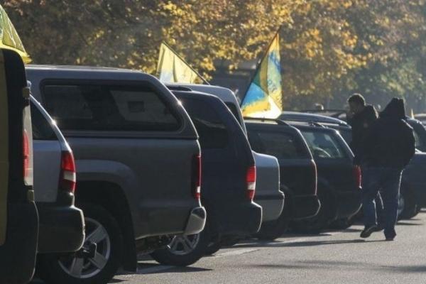 «Євробляхери» оголосили про припинення блокування доріг України
