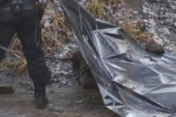 На Тернопіллі знайшли мертвого чоловіка без руки