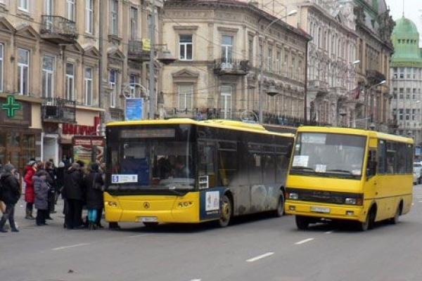 У міській раді Львова заговорили про зростання ціни на проїзд в маршрутках