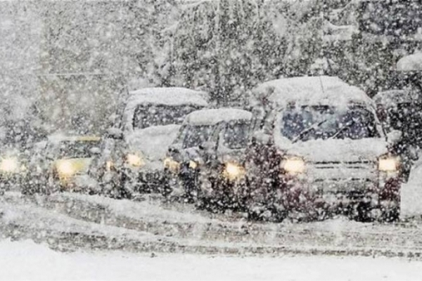 Сніги та ожеледиця: на Тернопільщині прогнозуються погіршення погодних умов