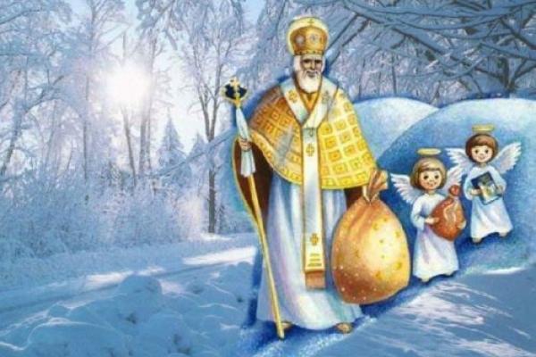 У Тернополі діти отримали подарунки від Миколая