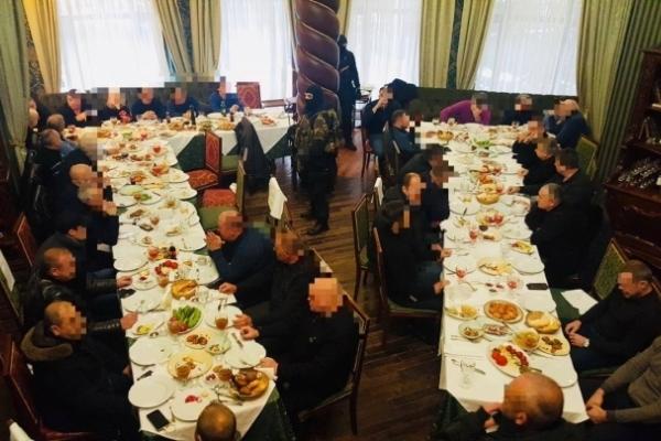 У Києві кримінальні авторитети влаштували «сходку»