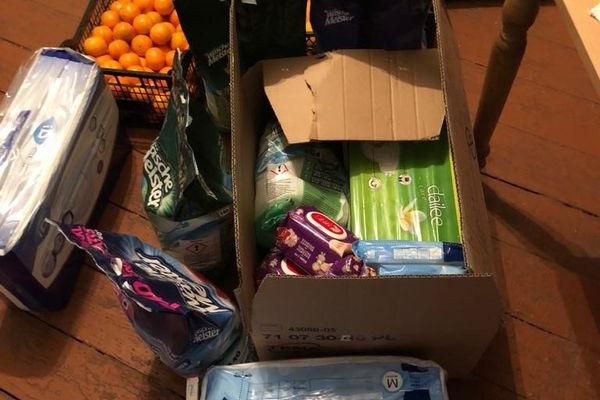 Тернопільські волонтери відвідали «Хоспіс» (Відео)