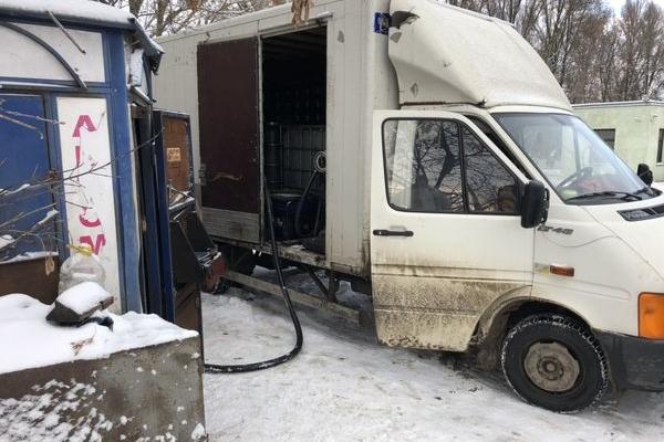 У Тернополі припинено діяльність 4 нелегальних АЗС