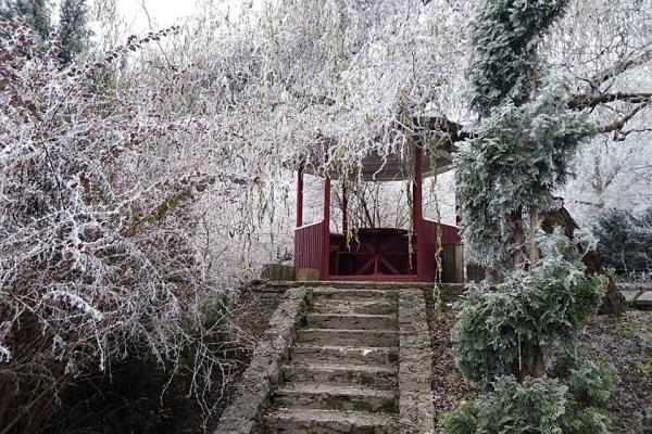 У Кременці можна побачити зимову казку (Фото)