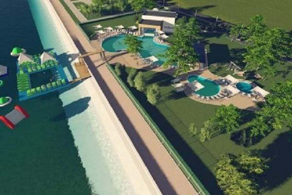 На Тернопільському ставі буде шматок курорту, як в Туреччині