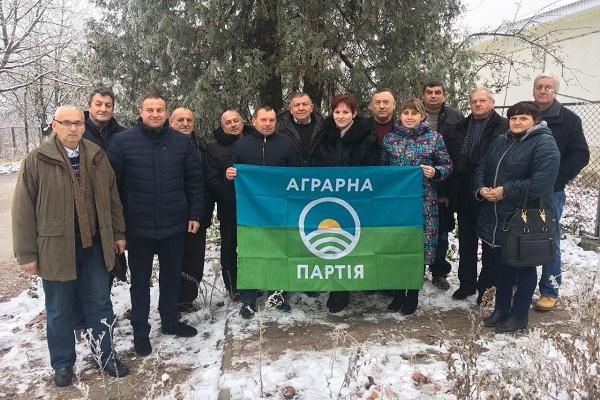 На Тернопільщині Аграрна партія заявила про свою готовність до виборів у громадах