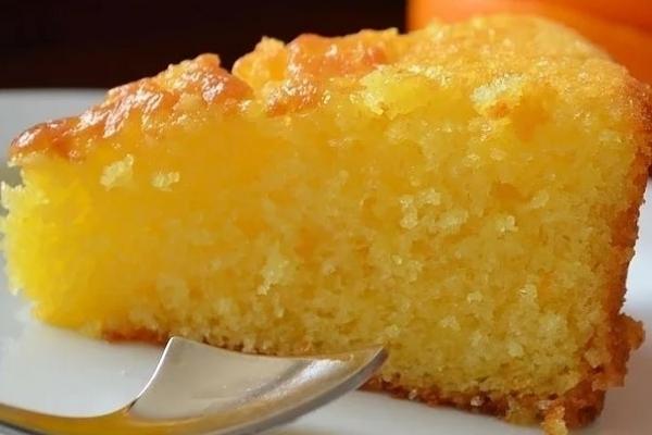 Дуже смачно: Апельсиновий пиріг до чаю