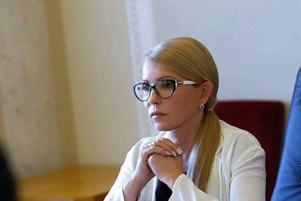 Юлія Тимошенко вимагає повернути відповідальність за незаконне збагачення чиновників