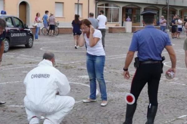 В центрі італійського міста зарізали заробітчанина з України
