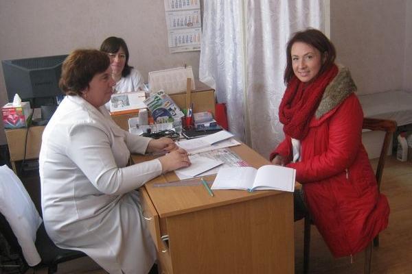 Сімейна медицина на Теребовлянщині