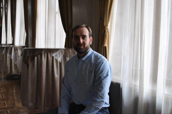 Скрипаль-віртуоз Олександр Божик: «Покажу тернополянам, як за допомогою телевізійного пульта керувати оркестром»