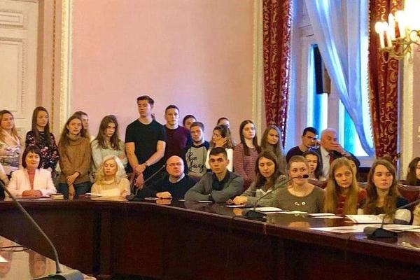Еко-ініціатива студентів та викладачів. У Львові презентували проект «ECO LIFE: життя у стилі еко»