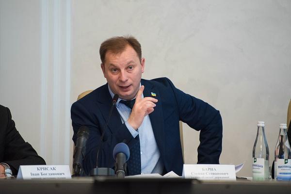 Укрзалізниця знищує економіку області, - Степан Барна гостро підняв питання забезпечення Тернопільщини вагонами і тягачами