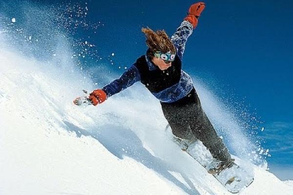 У Тернополі розпочнається гірськолижний сезон (Відео)
