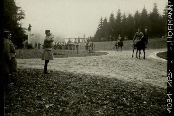 Рай біля Бережан в роки Першої світової війни