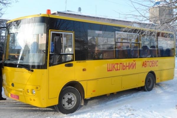 Діти з Ланівців опинилися у небезпеці, бо шкільний автобус «не дали» через несприятливі погодні умови
