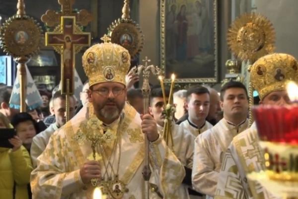 Глава УГКЦ закликав греко-католиків молитися за православних братів напередодні Об'єднавчого собору
