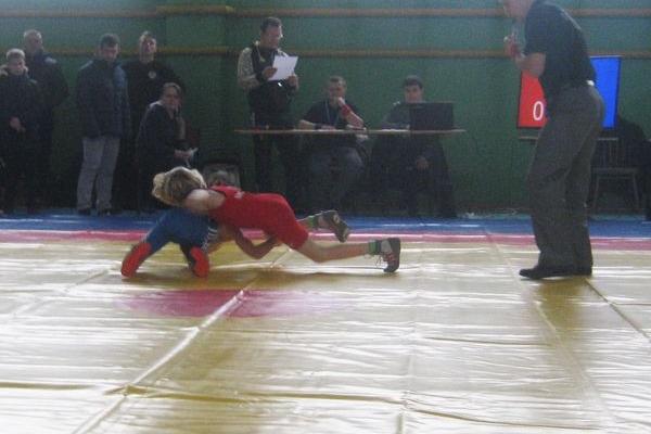 Міжнародний турнір з вільної боротьби в Теребовлі (Відео)