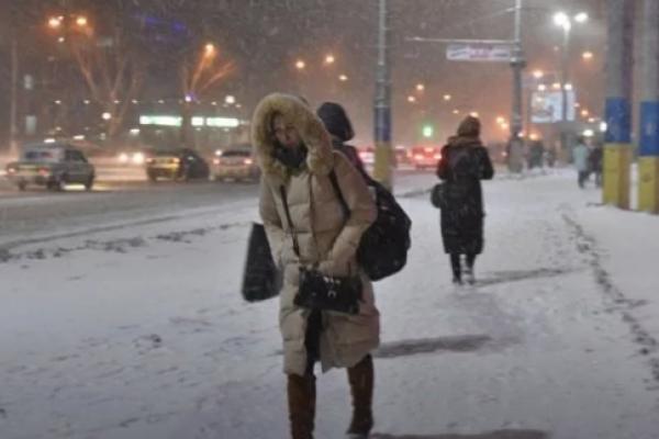 До України суне циклон зі снігом і штормовим вітром