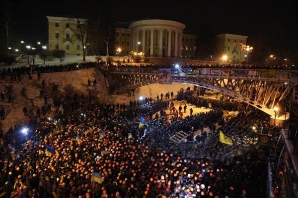 Про одну найстрашніших ночей Майдану