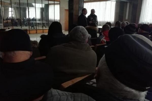 Народний депутат зустрівся із працівниками Марилівського спиртового заводу