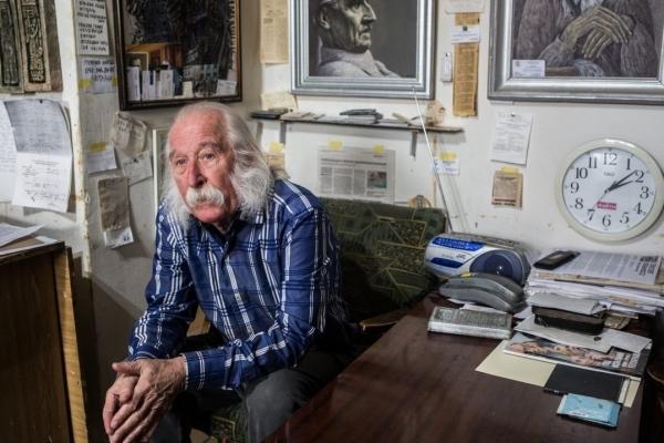Всесвітньовідомий художник Іван Марчук – геній з Тернопільщини