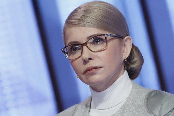 Тимошенко: ми відродимо українське село