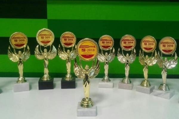 «Опілля» вчергове стало кращим у конкурсі «Народний бренд» (Фото, відео)