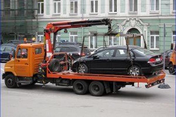 У тернополянина викрали автомобіль за допомогою евакуатора