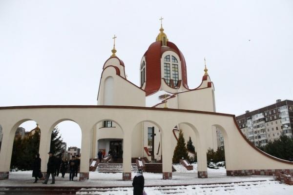 У Тернопільському храмі Святого Петра готуються до Різдва (Відео)