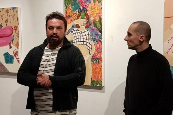«Про важливе» хорватської художниці у Бункермузі