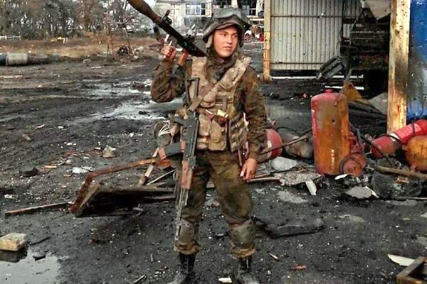 Згадаймо полеглого героя України