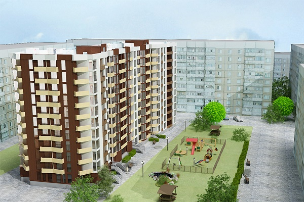 Назвали сучасні будівельні тренди на ринку нерухомості