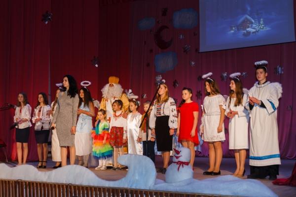 У Байківцях відбулась вистава «Капці для Святого Миколая»
