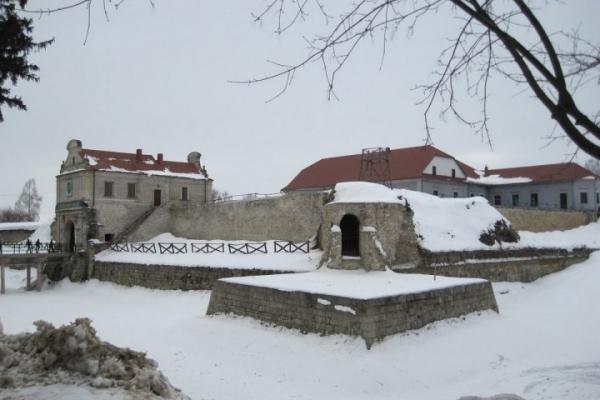 У Збаразькому замку відбувається закрите засідання Ради Церков (Відео)