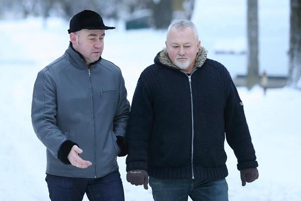 Надал провів інспекції дворів: керівники ОСББ та ЖЕКів, які погано очищають двори від снігу - будуть покарані