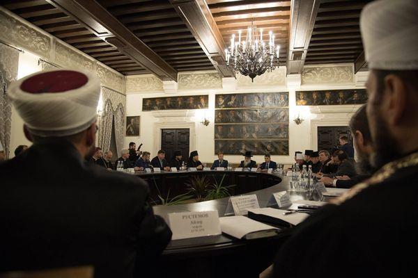 На Тернопільщині відбулася Всеукраїнська рада церков і релігійних організацій (Фото)