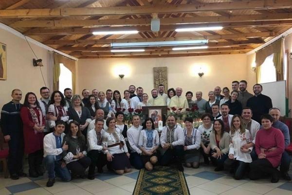 На Тернопільщині відбулися реколекції для подружніх пар