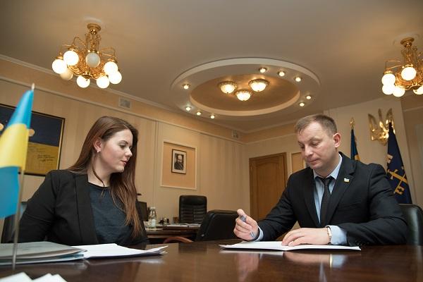 Степан Барна припинив дію угод з областями Російської Федерації (Відео)