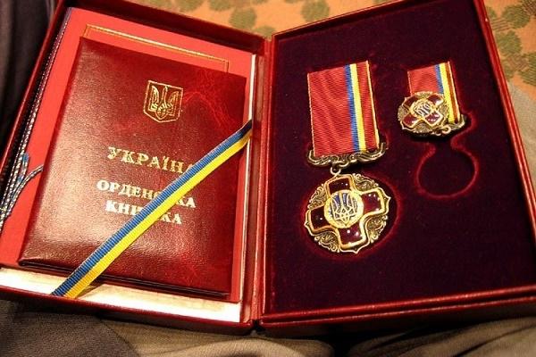 Жительку Тернопільщини нагородили орденом