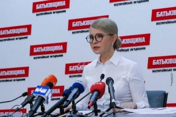 «Батьківщина» здобула беззаперечну перемогу на виборах в ОТГ, – Юлія Тимошенко