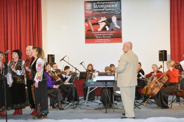 Муніципальний Галицький камерний оркестр з Тернополя запросив на «Вечір новорічної та різдвяної музики»