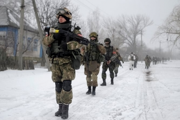 Українські військові встановили контроль майже над усією «сірою зоною» на фронті