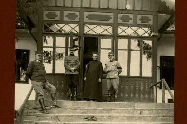 Старі Петликівці на столітніх фото