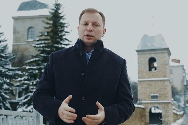 Голова ТОДА Степан Барна вітає з Новим роком та Різдвом Христовим (Відео)